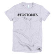#Tostones Tostonazo Short Sleeve Women's T-Shirt
