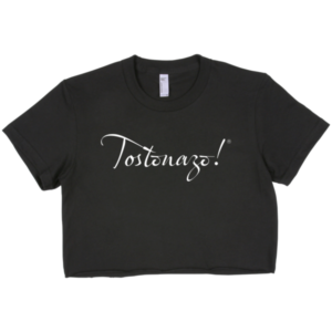 Classic Tostonazo Short Sleeve Crop Top