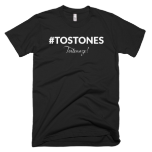 #Tostones Tostonazo Short Sleeve Men's T-Shirt
