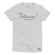 Tostonazo Since 2011 Short Sleeve Women's T-Shirt