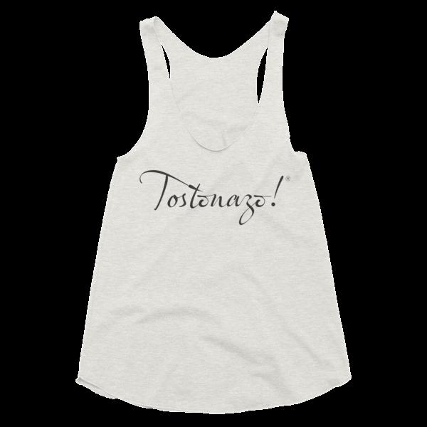 Classic Women's Tostonazo Racerback Tank