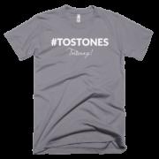#Tostones Tostonazo Short Sleeve Men's T-Shirt
